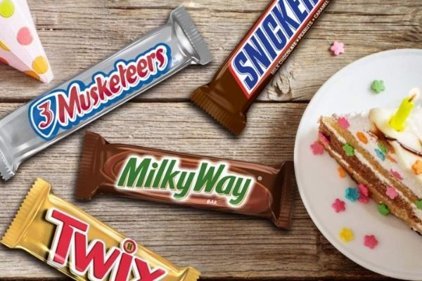 MARS Singles Size Candy Bars