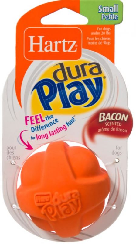 Hartz Dura Play Bacon Scented Dog Toys
