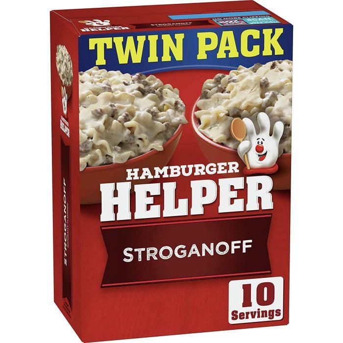 Hamburger Helper Meals