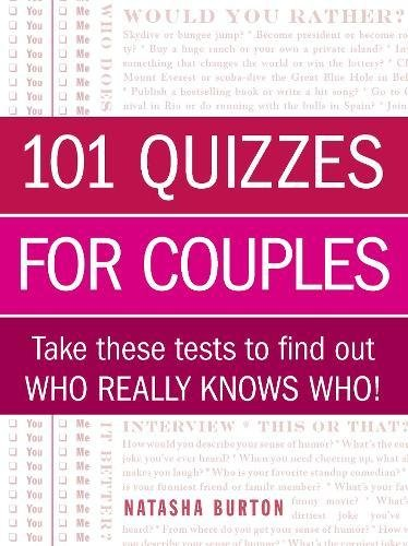 101 Quizzes for Couples Only $9.04!