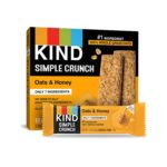 KIND Simple Crunch Bars (Pack of 40) as low as $13.09!
