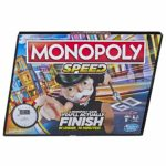 Monopoly Speed Board Game Only $9.99!