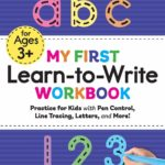 My First Learn to Write Workbook Only $5.39!