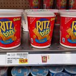 Ritz Bitz Cheese Cracker Sandwiches Go-Packs 12-Count as low as $10.01!