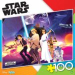 Star Wars Rebel Heroes 100 Piece Jigsaw Puzzle Only $6.97!