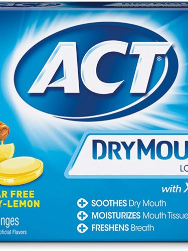 ACT Dry Mouth Lozenges 18-Count as low as $2.37!