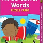 Three Letter Words Flash Cards Only $2.99!
