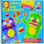 Alex Little Hands Paper Bag Monsters Kit Only $7.89!