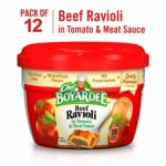 Chef Boyardee Beef Ravioli Microwaveable Bowl, Pack of 12 as low as $10.10!