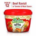 Chef Boyardee Beef Ravioli Microwaveable Bowl, Pack of 12 as low as $10.10!