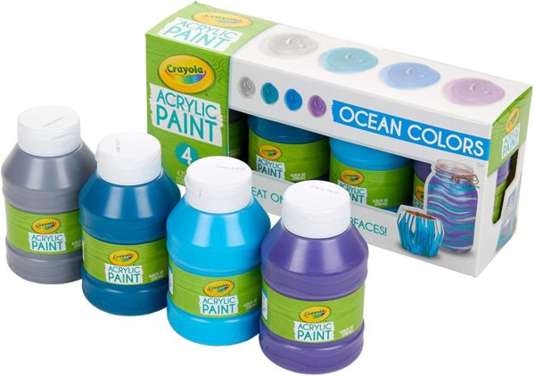 Crayola Acrylic Paint Sets