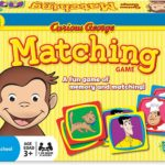 Curious George Matching Game Only $5.92!