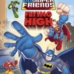DC Super Friends Flying High Step Into Reading Level 1 Book Only $2.39!