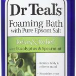 Dr Teal's Foaming Bath with Pure Epsom Salt as low as $3.42!