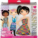 Fashion Angels Fashion Design Sketch Portfolio Only $8.47!