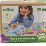 Green Toys Abby's Butterfly Maker Coloring Activity Set Only $7.91! (reg. $19.99)