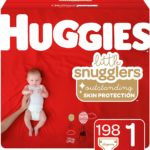 Huggies Little Snugglers Diapers as low as $0.17 per Diaper!
