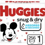 Huggies Snug and Dry Diapers as low as $0.13/diaper Shipped!