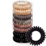 Kitsch Spiral Hair Ties, 8 count Only $6.39!