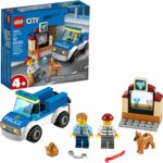 LEGO City Police Dog Unit Building Kit Only $9.84!