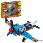 LEGO Creator 3-in-1 Propeller Plane Building Kit Only $7.99!
