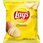 Lay's Classic Potato Chips 40-Count as low as $9.50 ($0.24/Bag)!