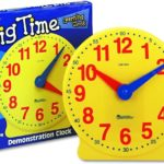 Learning Resources Big Time Learning Clock Only $9.99!