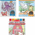 Melissa & Doug Paint with Water Activity Books Set 3-Pack Only $11.19!