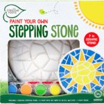 Paint Your Own Mosaic Sun Stepping Stone Only $4.99!