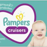 Pampers Cruisers Diapers as low as $0.19 each Shipped!