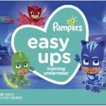 Pampers Easy Ups Training Pants as low as $0.22 Each!