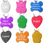 Personalized Pet ID Tags Only $3.29 + FREE Shipping!
