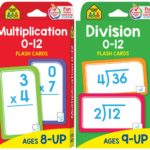 Flash Cards - Multiplication & Division - as low as $1.43!
