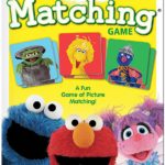 Sesame Street Matching Game Only $5.92!
