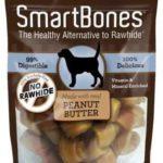 SmartBones Mini Peanut Butter Chews, 24 count as low as $6.69!