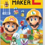 Super Mario Maker 2 - Nintendo Switch - $39.99! Best Price!