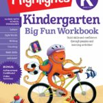 The Big Fun Kindergarten Workbook Only $5.40! (reg. $12.99)