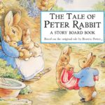 The Tale of Peter Rabbit Story Board Book Only $3.19!