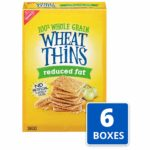 Wheat Thins Reduced Fat Whole Grain Wheat Crackers, 6 boxes as low as $9.49!