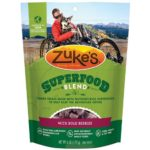 Zuke's Superfood Blend Dog Treats as low as $3.03!