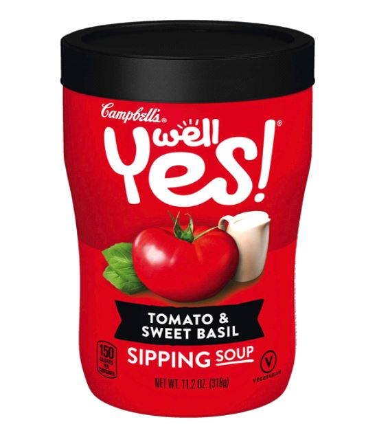 Meijer: Campbell's Well Yes! Soup Only $0.83!