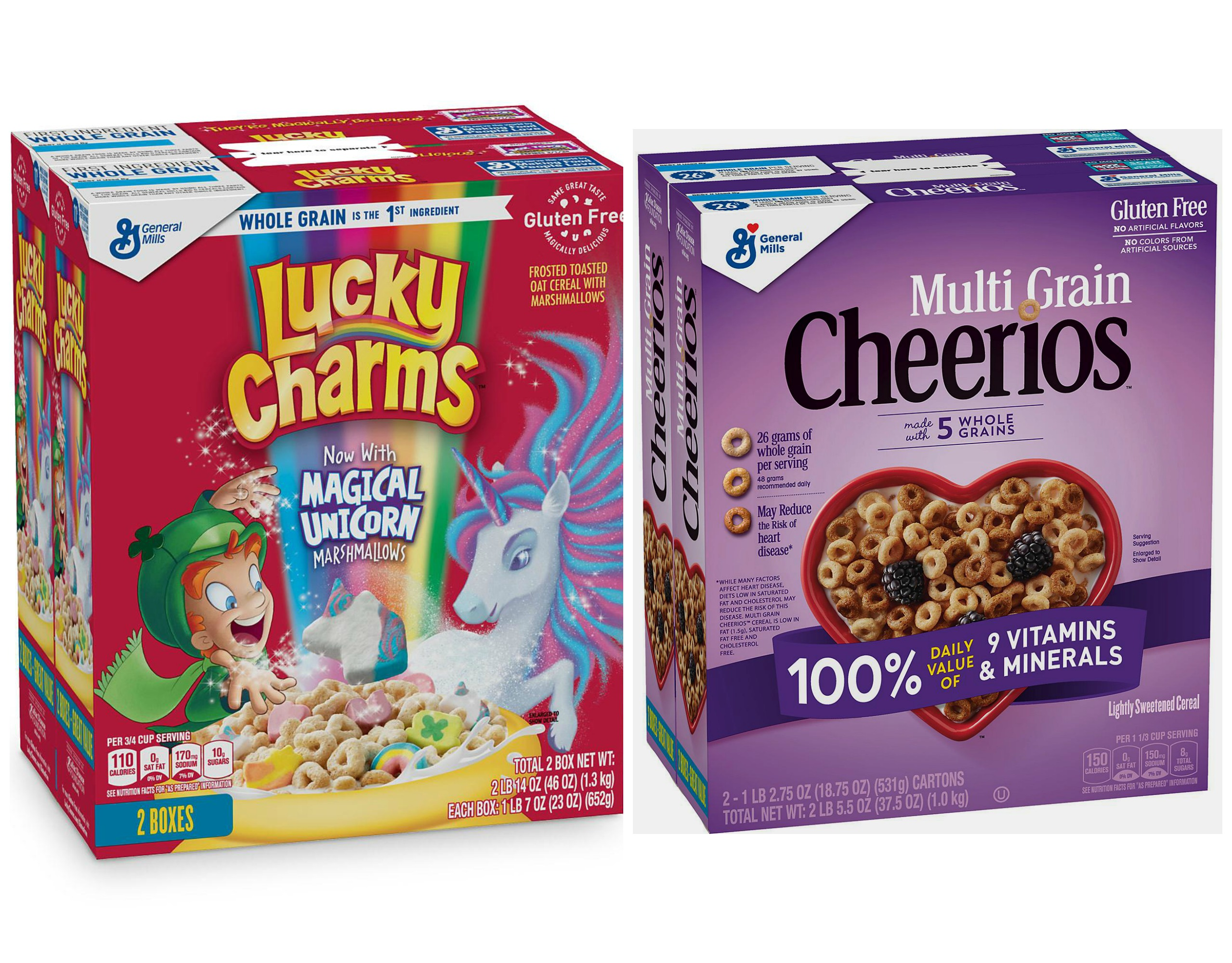 Sam's Club: General Mills Cereal Only $4.58!