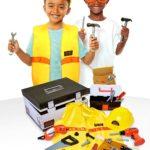 BLACK+DECKER Construction Dress Up Trunk Only $12.78!