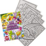 Crayola Epic Book of Awesome Only $4.97!