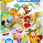 Crayola Fairy Tale Coloring Book with Stickers Only $2.94!
