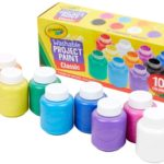 Crayola Washable Kid's Paint 10-Count Pack as low as $4.97!