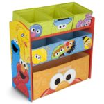 Delta Children 6-Bin Toy Storage Organizer Only $24.99!