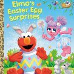 Elmo's Easter Egg Surprises Little Golden Book Only $0.98!