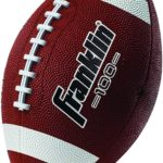 Franklin Sports Grip-Rite 100 Rubber Junior Football Only $4.88!