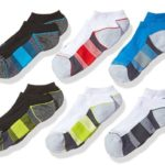 Fruit of the Loom Boys' 6 Pack No Show Everyday Active Socks as low as $6.97 + FREE Shipping!